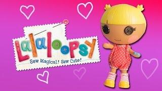"""Lalaloopsy Play Doh How to Make a Dress"""