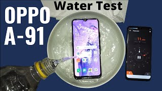 OPPO A91 Water Test || A91 Water Test || Android Corridor