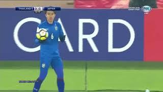 U23 Châu Á: U23 Thái Lan - U23 Nhật Bản