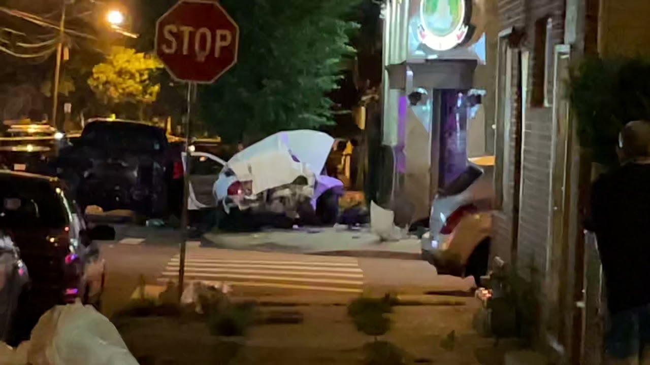 PREVIEW: Fatal Crash, Elizabeth NJ