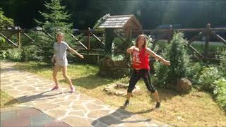 Pa Dentro (Juanes) Zumba fitness choreography
