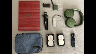 Pacsafe Metrosafe - What's In My Bag 2019?