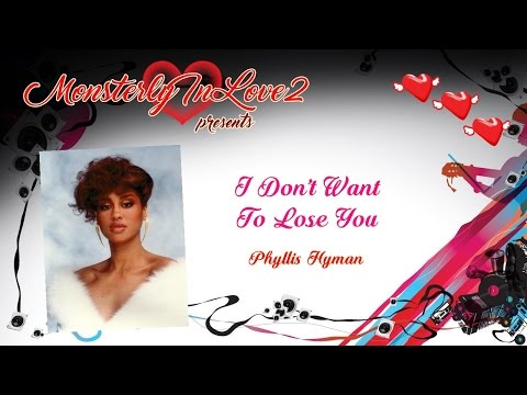 Phyllis Hyman - I Don't Want To Lose You (1977) mp3