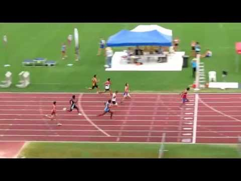 16 yrs Mens 200M 22.88 Queensland School Sport State Championships