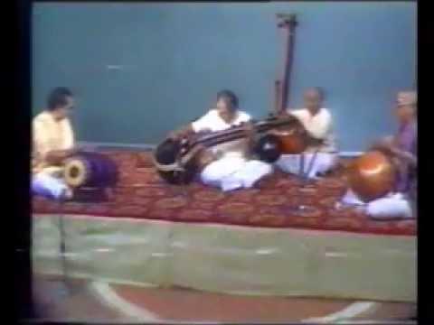 MRIDANGAM & VEENA-K Veerabhadra Rao & Chitti Babu concert pt 2