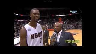 Chris Bosh Gayest Moments 1 & 2 *ALSO ON FADEZPRODUCTIONS*