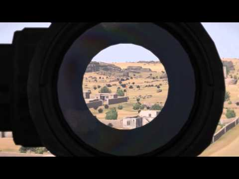 European Tactical Realism - Operation Alamo Highlight