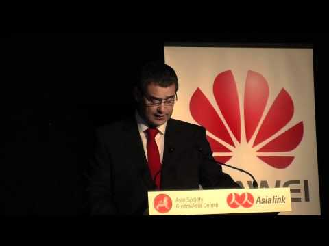 Stephen Conroy: Broadband key for Asia linkages