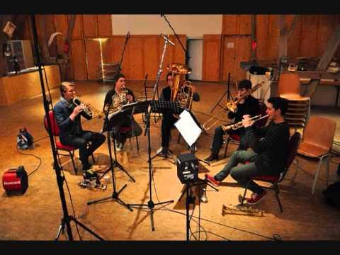 Witold Lutosławski - Mini Overture - QuintettAvanti