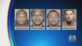 4 Suspects In Deadly South Jersey High School Football Game Shooting Due In Court Thursday