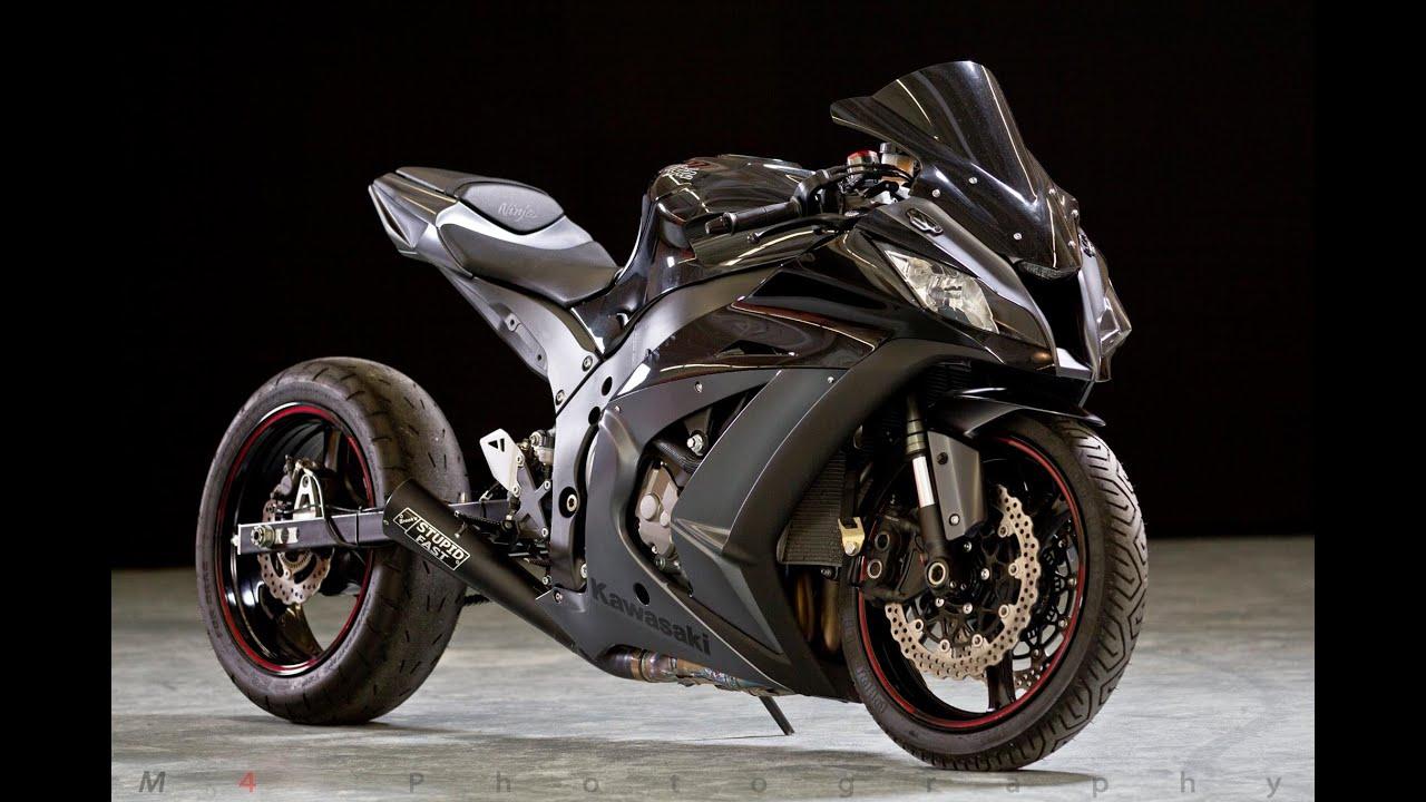 2012 Kawasaki ZX10R Walk Around - YouTube