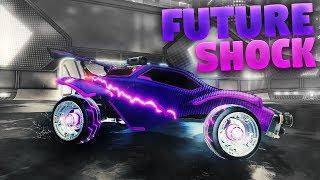 Best 'Future Shock' Car Designs On Rocket League