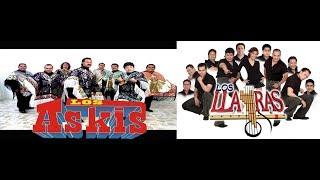 Los  Llayras - Los Azkis - mix  - Cumbia andina .. dj checoman