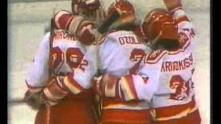 Молодёжный ЧМ по хоккею 1992.Разорвали Канаду! Золото!!!(Молодёжный Чемпионат Мира по хоккею с шайбой 1992.Финал.СССР(СНГ)-Канада 7-2.Фюссен.Голы,лучшие моменты. Ice hockey..., 2010-12-07T08:40:26.000Z)