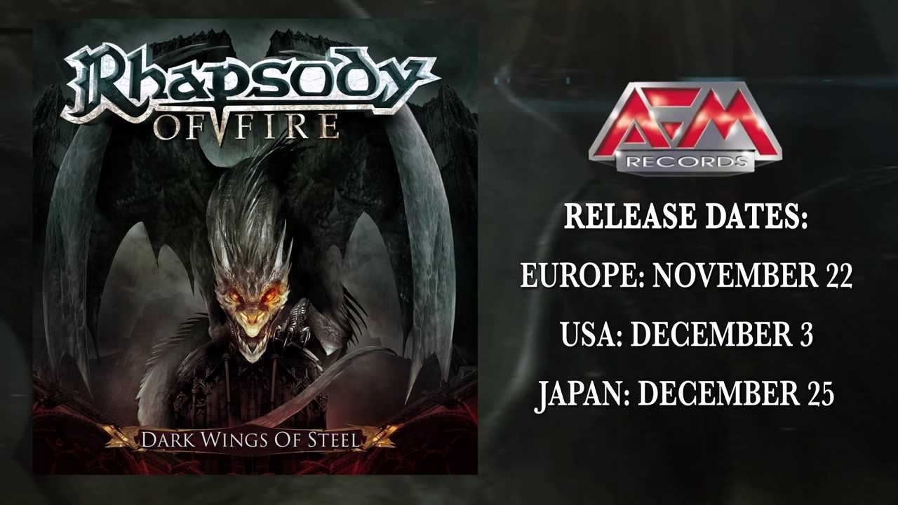 Rhapsody Of Fire - The Cold Embrace Of Fear - A Dark Romantic Symphony‎