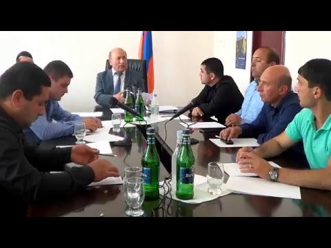 Բյուրեղավան համայնքի ավագանու նիստ -25.05.18 մաս 1