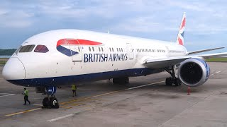 British Airways Business Class: DRAMATIC service improvement...