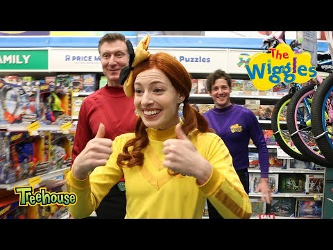 The Wiggles LIVE At Toys R Us! | Treehouse