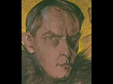 Kaczmarski, Gintrowski, Łapiński- Autoportret Witkacego