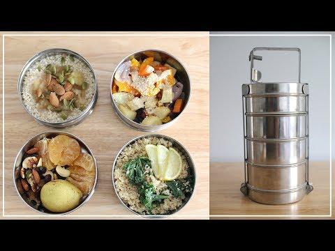 Meal Prep for the Week | Zero Waste Breakfast | Lunch + Snacks