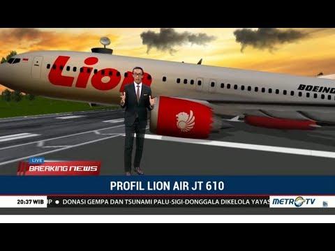 Inilah Kecanggihan Teknologi Lion Air JT610,  Pesawat Boeing 737 Max 8 Generasi Terbaru
