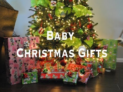 baby christmas gifts 3 months old