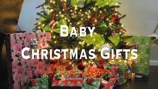 Baby Christmas Gifts - 3 months old