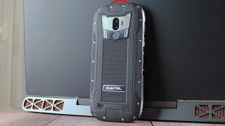 Oukitel WP5000: обзор, производительность - стоит купить?