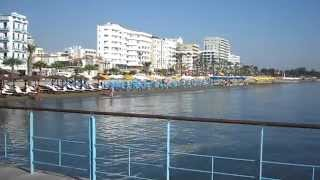 Larnaca south Cyprus 9/2013