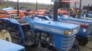 ISEKI TS 1910 japoński traktor ogrodniczy. www.traktorki.waw.pl
