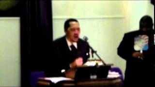 """Pastor Norris Latham """"Can You Still See Jesus in the Dark"""""""
