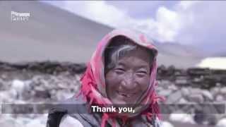 Nela Boudová v Himálaji - Nomádi │#protibet