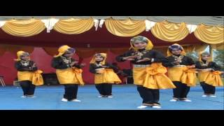 BEST PERFOMANCE TARI SISWA SD NEGERI 1 SINGKIL - SI NONA PART 1 Mp3