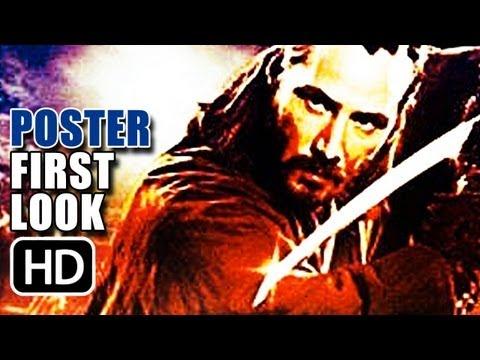 47 Ronin Movie Posters Reveal (2013) - New Look at Keanu Reeves as Kai