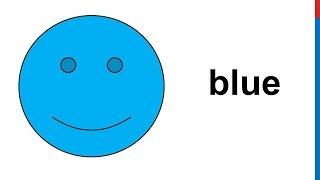 Cours d'anglais 15 - Les couleurs en anglais pour les enfants Vocabulaire facile débutants