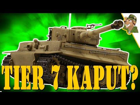 Is Tier 7 Broken Now? | World of Tanks Blitz