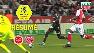 Stade de Reims - Dijon FCO ( 1-2 ) - Résumé - (REIMS - DFCO) / 2019-20