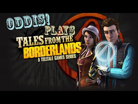 Oddis Spiller: Tales From The Borderlands Episode 1! [NORSK]