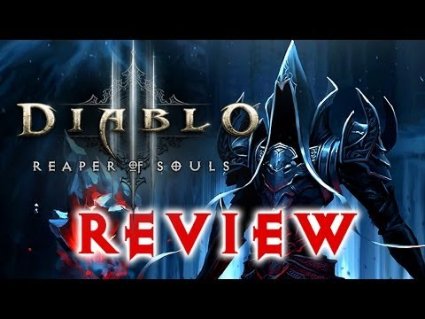 Diablo 3 - Reaper of Souls Gameplay Review