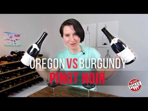 Oregon Vs Burgundy Pinot Noir