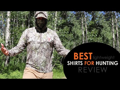 Badlands Algus Tech vs. Stealth Lightweight Hunting Shirts | Gear Review