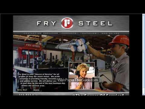 Fry Steel and Mystery Meat Navigation