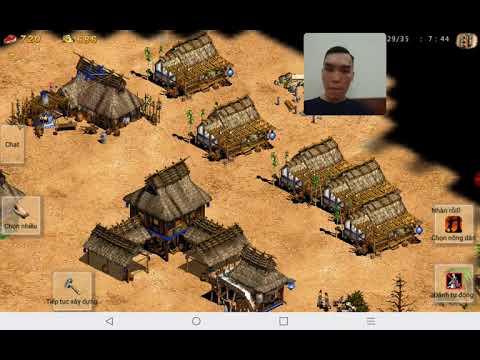 Đế Chế Mobile Việt Hóa offline – Age of empires mobile offline