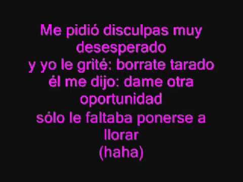 tango lloron-brenda asnicar lyrics