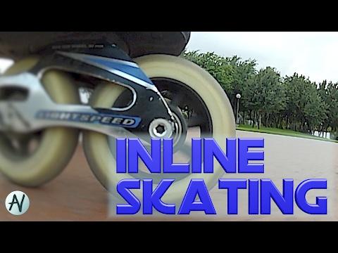 Inline Skating Fundidora Park