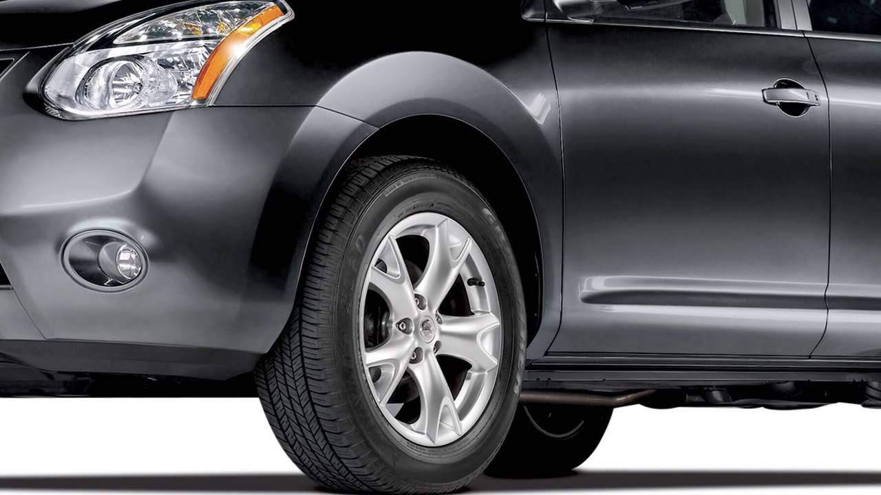 Nissan Rogue Owners Manual: Tire Pressure Monitoring System (TPMS)
