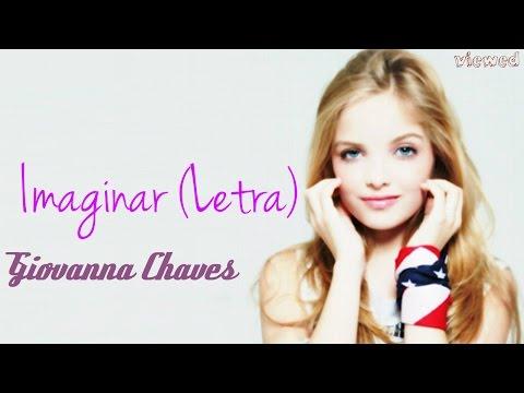 Imaginar (Letra )- Giovanna Chaves
