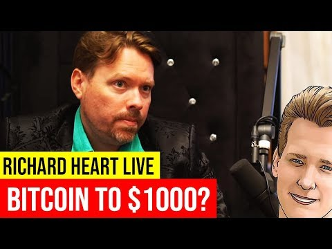 Richard Heart Interview - Bitcoin to $1K or Bull Market 2019? Death of ICOs, Future of Crypto