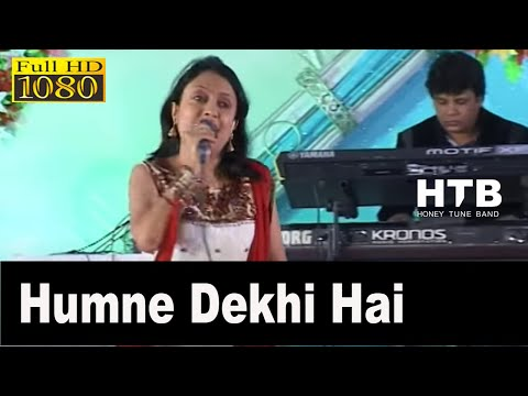 Humne Dekhi Hai In Aankhon  MAYUR SONI   Lata Mangeshkar  Khamoshi 1969   Rajesh Khanna Mp3