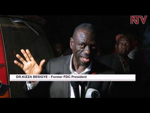 Uganda's liberation is now in the hands of God - Besigye